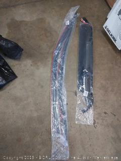 tuningpros LG WHSV - 033 sunguard light smoke 3 piece set (1 piece broken)