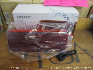 Sony Wireless Speaker SRS-XB31