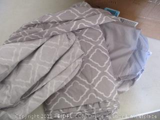Comforter Set (Cal King)