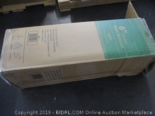 """6"""" Memory Foam Mattress Size Twin"""