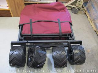 Foldable Outdoor Cart
