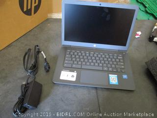 HP Laptop (Powers On)