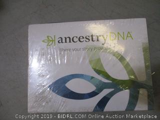 Ancestry DNA (Sealed)(Damaged Box)