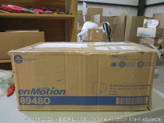 En Motion 10 in. Recycled Paper Towel Roll