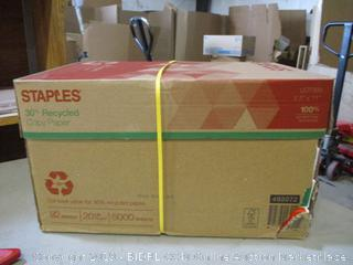 30% Recycled Copy Paper