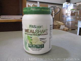 Fit & Lean Meal Replacement Shake (Sealed)