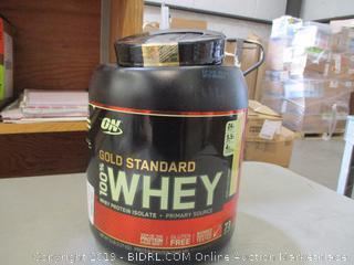 100% Whey Protein Powder (Please Preview)