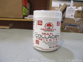 Multi Collagen Powder (Sealed)