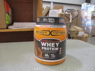 100% Whey Protein Powder (Sealed)