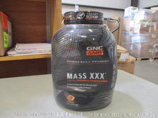 GNC Amp Mass XXX Powder (Sealed)