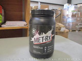 Met-Rx Protein Powder Vanilla (Sealed)