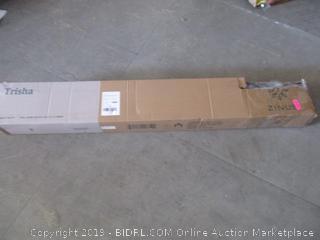 "Zinus Trisha full size 7"" platforma bed frame"