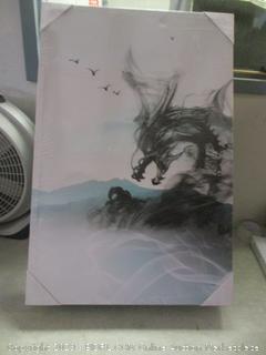 gallery wrap canvas decor print