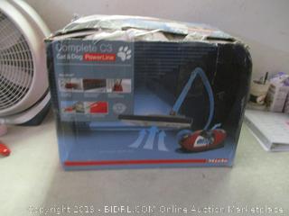 Complete C3 cat & dog power line vacuum