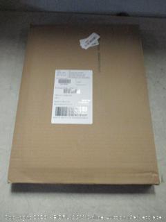 aluminum commercial baker's half sheets (pack of 2) - box damage