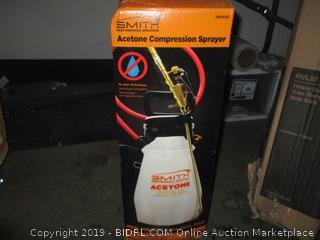 Smith Performance Sprayers acetone compression sprayer
