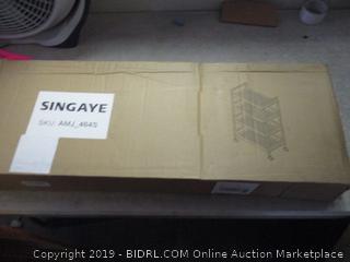 Singaye tiered shelving