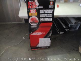 Torin Big Red Jacks adjustable headrest shop creeper - box damage