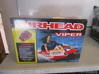 Airhead viper water tube