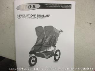 Revolution Duallie Flex Pro Stroller Strides
