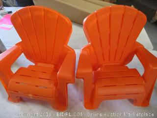 Kid's Camping Chairs