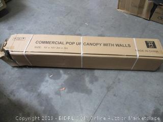 Commercial Pop Up Canopy