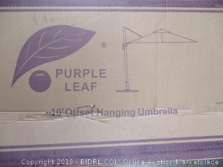 10' Offset Hanging Umbrella