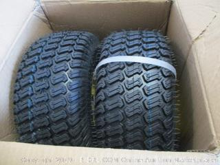 Lawn Mower Front Tire Assembly
