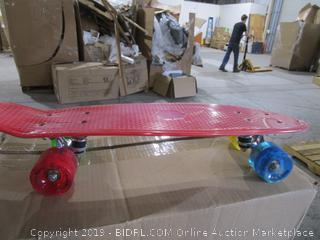 Rock Birds Skateboard