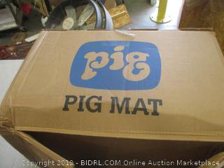 Pig Absorbent Mat Pad in dispenser Box