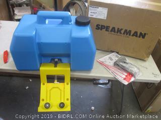 Speakman  9 gallon gravity Fed Eyewash