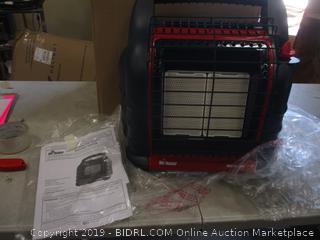 Portable Big Buddy Radiant Heater