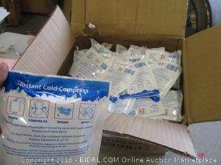 Instant Cold Compress Packs