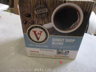 Donut Shop Blend Single Serve K Cups
