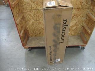 "Linenspa  6"" Spring Mattress Twin  factory Sealed"