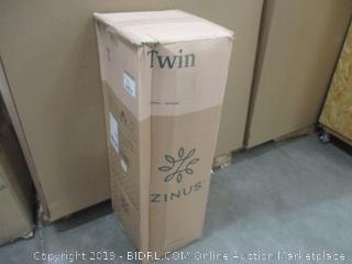 "Zinus Twin 8"" Spring Mattress  factory sealed"