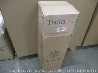 "Zinus Twin 6"" Memory foam Mattress factory sealed"