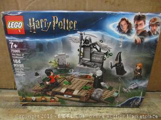 Lego Harry Potter box damage