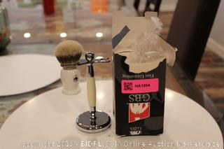 Shave Brush with Stand