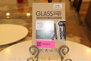 Glass Screen Protector (Stand Not Included)