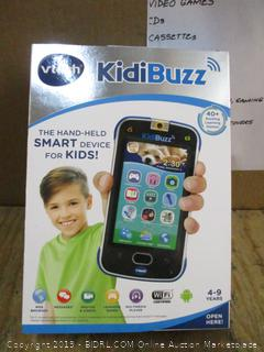 Kidi Buzz The Hand Held Smart Device for Kids
