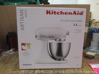 Kitchen Aid tilt Head Stand Mixer