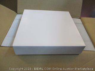 Tuckit Folding Gift Boxes 12x12x2 1/2