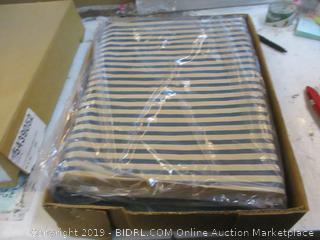 10# Kraft/Hunter Green Stripe 20x30 Box Lot