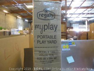 Regalo Portable Play Yard