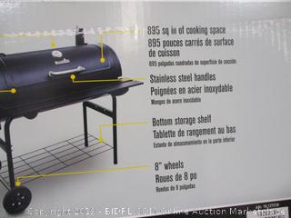 "Char-Broil Offset Smoker 40"" Deluxe"