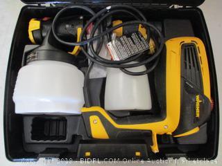 Wagner Spraytech 0529010 FLEXiO 590 HVLP Paint Sprayer ($148 Retail)