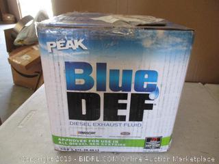 Blue Def Diesel Exhaust Fluid, 2.5 Gallon
