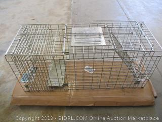 Trapro Large Collasible Humaine Live Animal Cage Trap