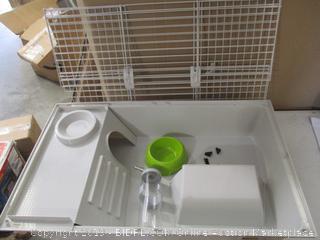 Ferplast large guinea pigs cage CAVIE 80 ($96 Retail)